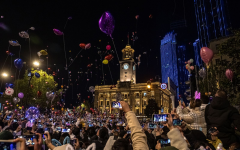 Navigation to Story: 2021 New Year's Celebrations Around the World