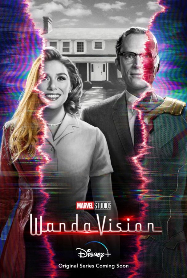 WandaVision is now streaming on Disney+!