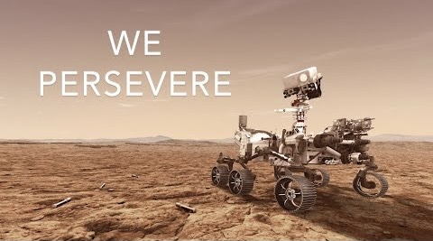 NASA's Perseverance rover has successfully landed on Mars and will soon begin to search for signs of ancient life.