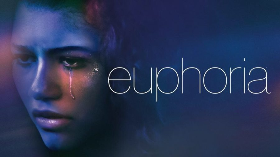 The+award+winning+show%2C+Euphoria%2C+has+gained+attention+from+many+young+viewers.+It+talks+about+multiple+issues+present+in+the+daily+lives+of+teens.