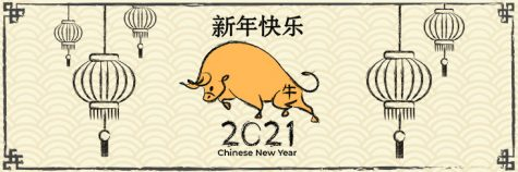 For 2021, Lunar New Year celebrates the year of the ox.