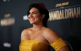 Gina Carano's loss of employment with  Lucasfilms after all her hard work getting where she is.