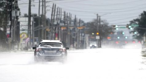 As the winter storm hits Texas, many are left in unsafe conditions without running water or electricity.