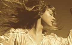 Taylor Swift announces that she will be releasing a new version of her album Fearless.