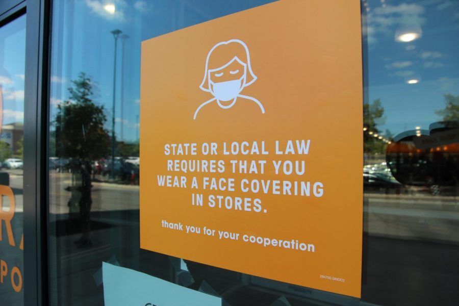 Some states have started planning to lift mask mandates for businesses.