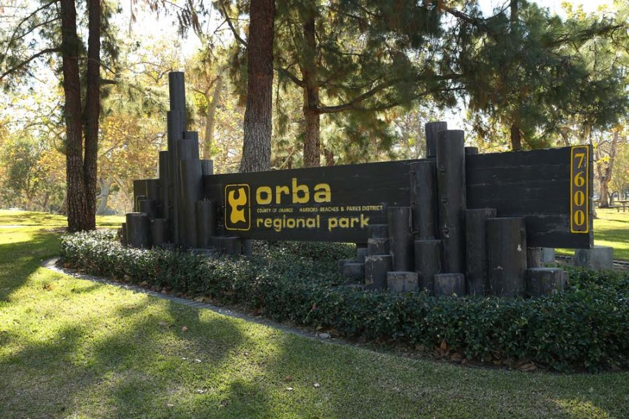 The Yorba Regional Park sits between the Santa Ana River and La Palma Avenue in Yorba Linda.