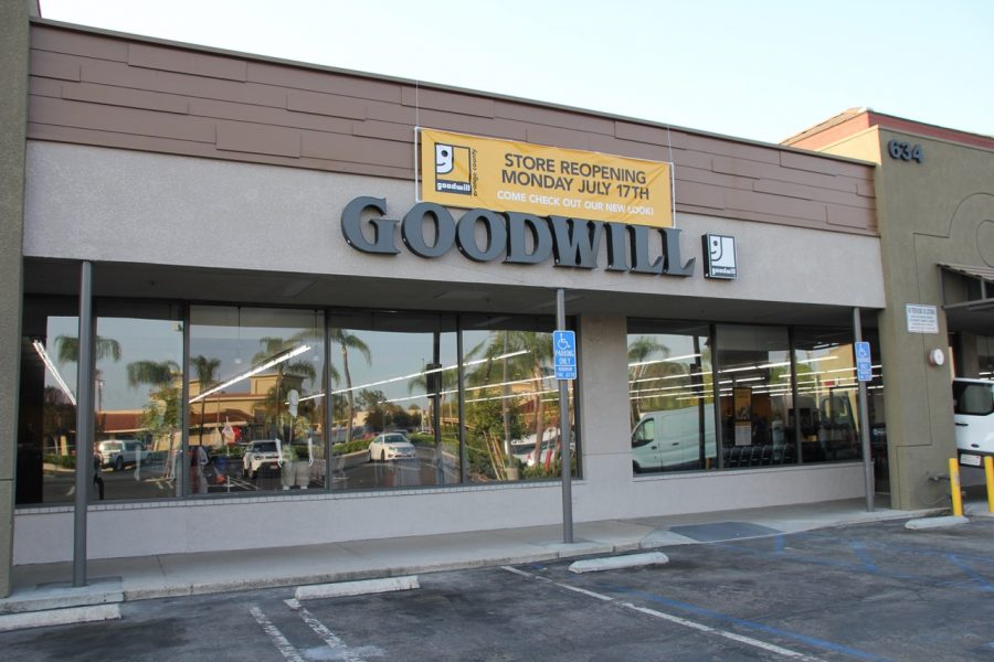 The Brea Goodwill is in close proximity to Yorba Linda, providing low prices and a plethora of options.