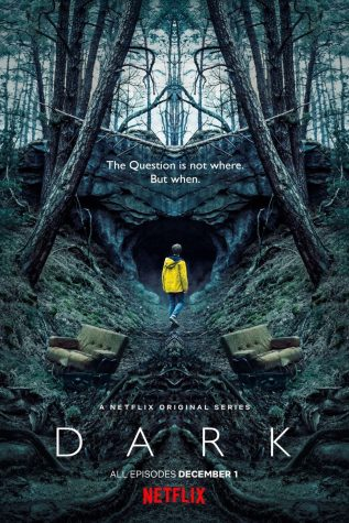 Featuring Jonas Kahnwald and the Winden caves, the symmetry of scenes in Dark remains an important theme.