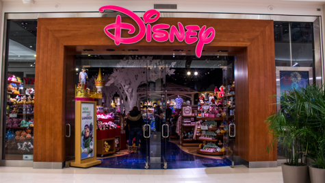 Disney announces they are closing many Disney stores due to a lack of customers and sales during the pandemic.