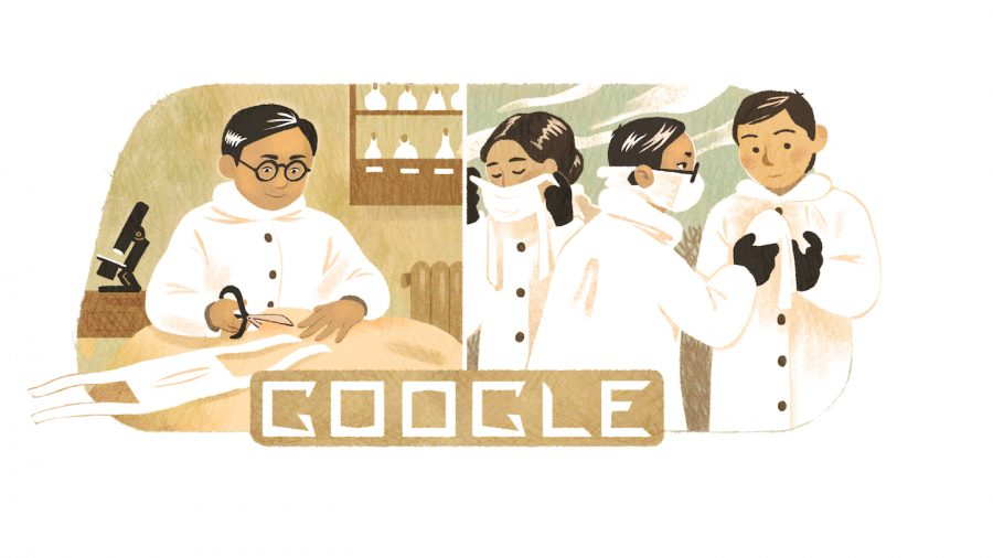 On March 10, Google celebrated Dr. Wu Lien-teh's 142nd birthday and acknowledged his influence in today's coronavirus pandemic.