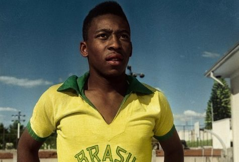 Arguably considered the world's first black sporting superstar, Pelé's success in amassing three World Cup titles for Brazil has cemented him in soccer history.