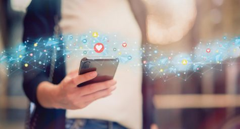 Throughout the coronavirus pandemic, people have been using social media in a variety of ways including connecting with others and finding new information.