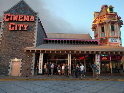 Cinema City will soon have packed parking lots and lines outside the theater, kids and adults all eager to see movies just like old times.