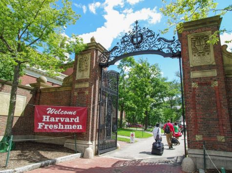 Harvard University, like many top universities, had a much lower acceptance rate in 2021 because of the surge in applications this year.