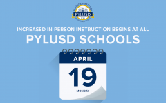 PYLUSD's Increased In-Person Instruction