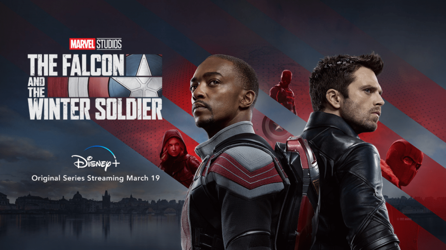 Disney+ recently launched the first season of The Falcon and the Winter Soldier!