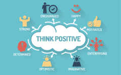 Thinking positive not only benefits you mentally, but physically as well.