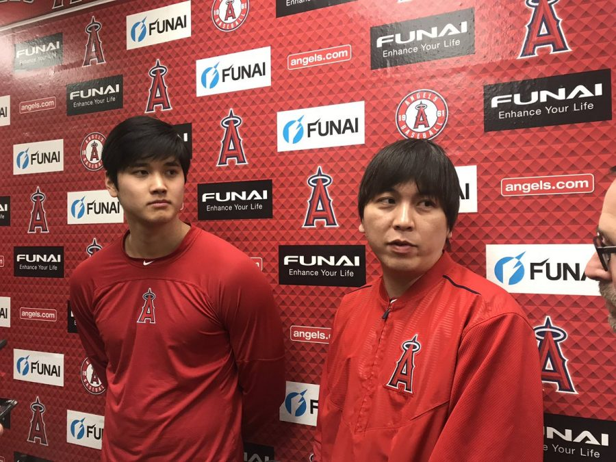 Being together for more than 7 years, the pair has grown an inseparable friendship that will most likely last outside of Ohtani's baseball career.