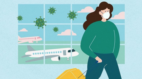 Since more people will be traveling this summer, people should do their best to keep others safe.