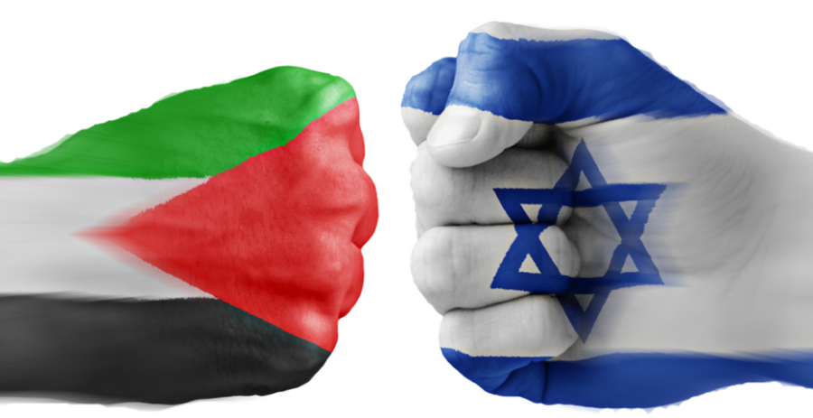 Tensions+between+Palestine+and+Israel+have+increased+in+the+last+few+months.