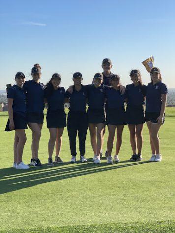 Women's Golf: An Undefeated Season