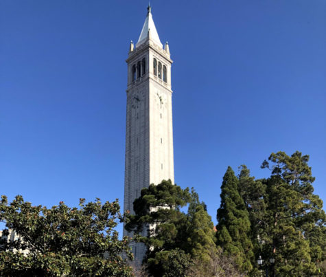 Berkeley's Sather Tower, built in 1915, is the third-largest bell-and-clock tower in the world.