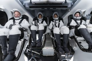 Led by Jared Isaacman, a crew of four crew members take on the first all-civilian mission to space.