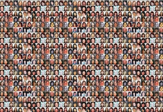 A collection of missing or murdered women in the United States.