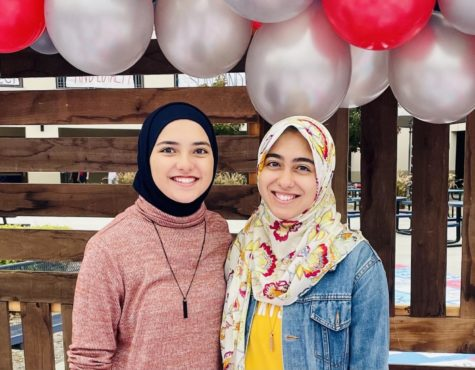 Hunaina and Ameerah have worked hard on the podcast and are excited for people to listen.