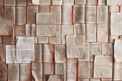 Even as the world becomes more digitalized, paper books are still important.