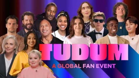 Netflix held their first ever Global Fan Event and teased many upcoming shows and movies!